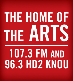 The Home of the Arts 107.3 FM & 96.3 HD2 KNOU