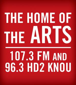 The Home of the Arts 107.3 FM & 96.3 HD2 KNOU